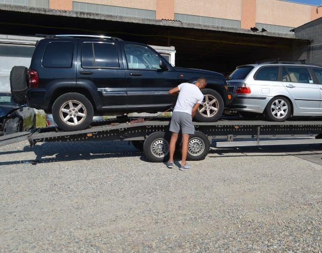 trasporto auto comprate
